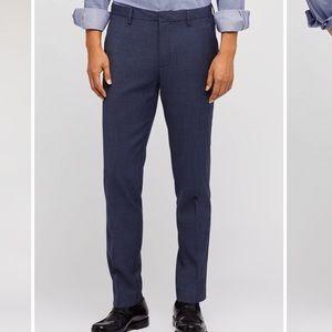 Bonobos Navy dress pants